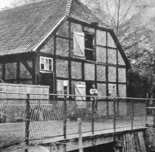 The Hude watermill